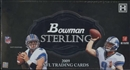 2009 Bowman Sterling Football Hobby Box