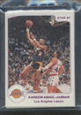 1984/85 Star Co. Basketball Lakers Arena Bagged Set