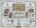2009 Topps Mayo Football Hobby Box