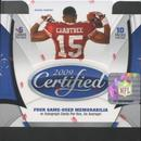 2009 Donruss (Leaf) Certified Football Hobby Box