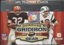 2009 Donruss Gridiron Gear Football Hobby Box