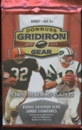 2009 Donruss Gridiron Gear Football Hobby Pack