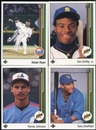 1989 Upper Deck Baseball Complete Low # Set (NM-MT)