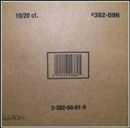 2009 Topps T-206 Baseball Hobby 10-Box Case
