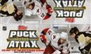 2009 Topps Puck Attax Hockey Booster Box