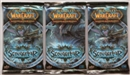 Image for  3x World of Warcraft Scourgewar Booster Pack