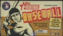 2010 Topps Heritage Baseball Complete Master Set (NM-MT)