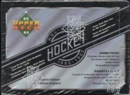 1992/93 Upper Deck Series 1 Hockey Jumbo Box
