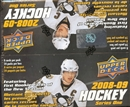 2008/09 Upper Deck Series 1 Hockey 24-Pack Box