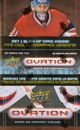 2008/09 Upper Deck Ovation Hockey Volume 1 Box (Tin)