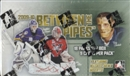 2009/10 In The Game Between the Pipes Hockey Hobby Box