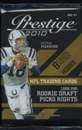 2010 Panini Prestige Football Hobby Pack