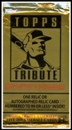 2010 Topps Tribute Baseball Hobby Pack