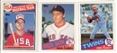 1985 Topps Baseball Near Complete Set (NM-MT)