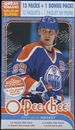 2009/10 Upper Deck O-Pee-Chee Hockey 14 Pack Box