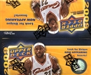 2009/10 Upper Deck Basketball 24-Pack Box - Stephen Curry !!!
