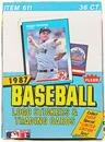 1987 Fleer Baseball Wax Box