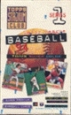 1994 Topps Stadium Club Series 1 Baseball Hobby Box