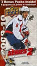 2009/10 Upper Deck Series 2 Hockey 12 Pack Box