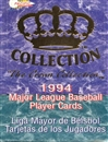 1994 Pacific Crown Collection Baseball Hobby Box