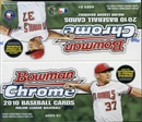 2010 Bowman Chrome Baseball 24-Pack Box