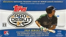 2010 Topps Pro Debut Series 2 Baseball Hobby Box