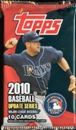 2010 Topps Update Baseball Hobby Pack