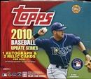 2010 Topps Update Baseball Jumbo Box