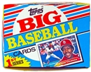 1988 Topps Big Series 1 Baseball Wax Box