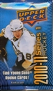 2010/11 Upper Deck Series 1 Hockey Hobby Pack