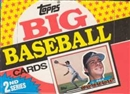 1989 Topps Big Baseball Series 2 Box