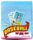 1989 Topps Baseball Rack Box