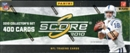 2010 Score Football Factory Set