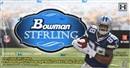 2010 Bowman Sterling Football Hobby Box