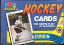1990/91 Bowman Hockey Factory Set