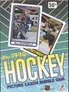 1990/91 Topps Hockey Wax Box