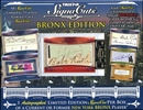2010 TriStar SignaCuts Bronx Edition Baseball Hobby Box