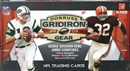 2009 Donruss Gridiron Gear Football 8-Pack Box
