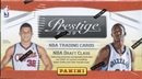 2009/10 Panini Prestige Basketball 8-Pack Box
