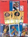 1991/92 Fleer Series 1 Basketball Wax Box