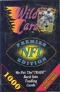 1991 Wild Card Football Wax Box (NFL)