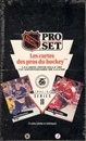 1991/92 Pro Set French Series 2 Hockey Box