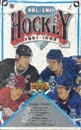 1991/92 Upper Deck English Hi # Hockey Wax Box