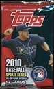 2010 Topps Update Baseball Retail Pack