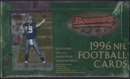1996 Bowman's Best Football Hobby Box