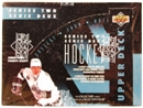 1993/94 Upper Deck Series 2 Hockey French/English Jumbo Box