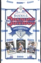 1993 Donruss Series 1 Baseball Hobby Box