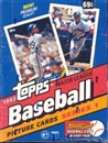 1993 Topps Series 1 Baseball Hobby Box