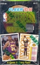 1993/94 Fleer Series 2 Basketball Hobby Box
