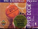1993/94 Upper Deck Series 2 Basketball Jumbo Box